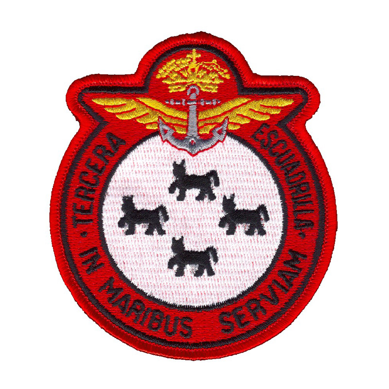 3rd Aircraft Squadron Coat of Arms