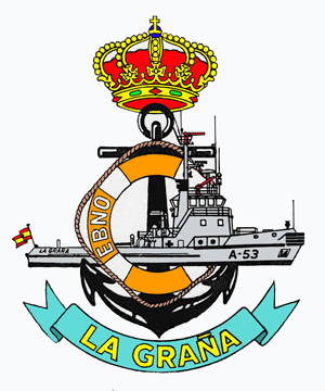 Ocean-going Tugboat 'La Graña' (A-53)