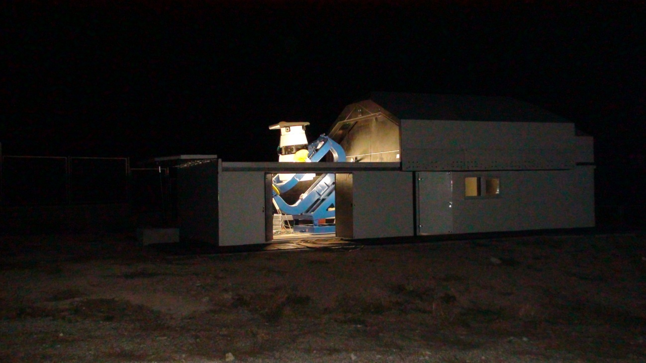 Telescope Fabra ROA at Montsec (TFRM)
