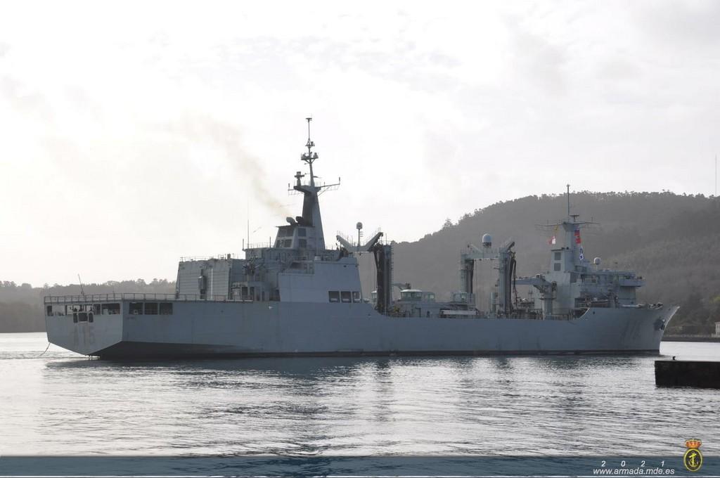 """SNMG-2.- B.A.C. """"Cantabria"""""""