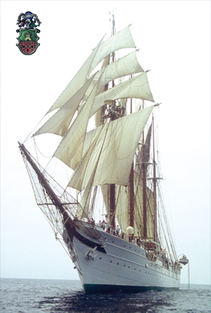 Training ship 'Juan Sebastián de Elcano'