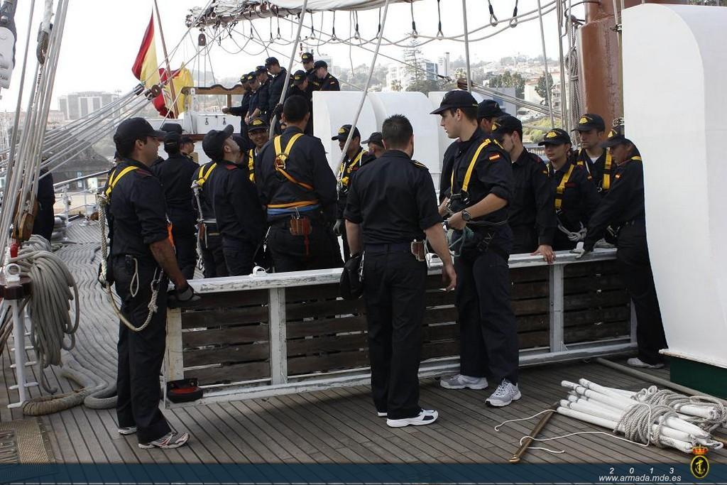 La Armada oferta 450 plazas para Militares de Tropa y Marinería.