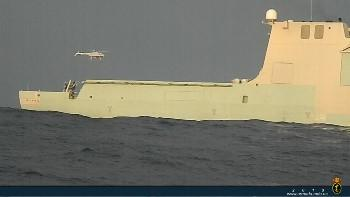 As of mid-September, the UAV is scheduled to operate in operation 'Atalanta' fighting piracy in the Indian Ocean