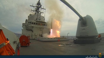 El lanzamiento de misiles como parte de la certificación supuso un hito en la Armada Española