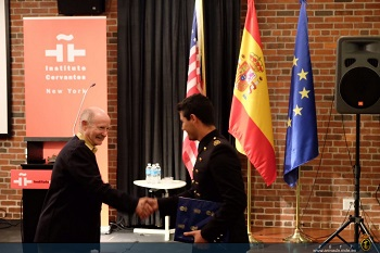 Visit to the 'Instituto Cervantes'