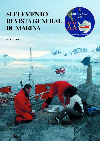 Revista General de Marina / Marzo 2009 Suplemento