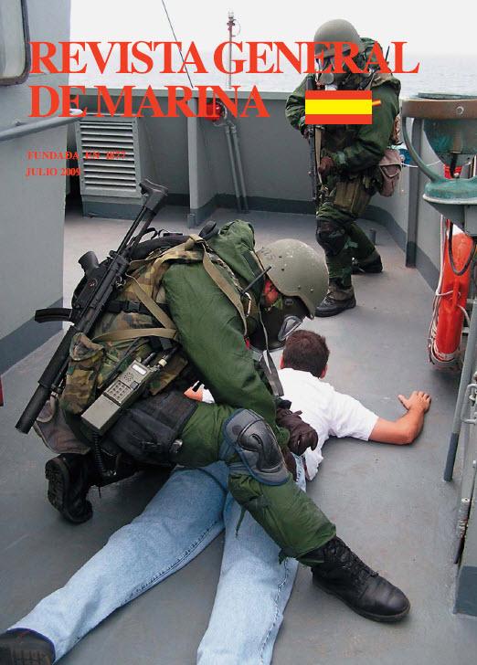 Revista General de Marina / julio 2009
