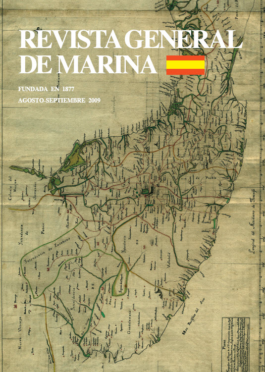 Revista General de Marina / agosto-septiembre 2009