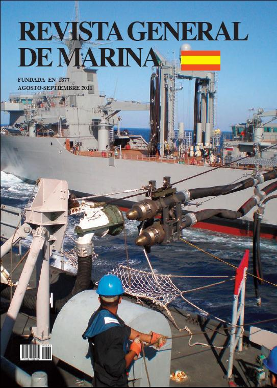 Revista General de Marina agosto/ septiembre 2011