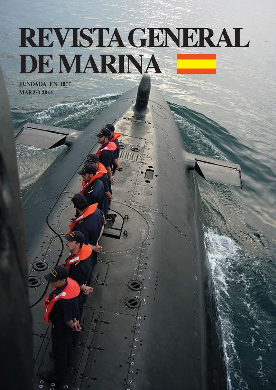Revista General de Marina Marzo 2014