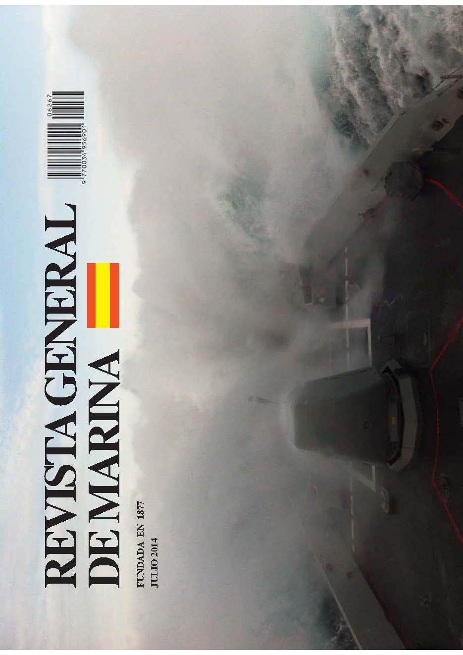 Revista General de Marina Julio 2014