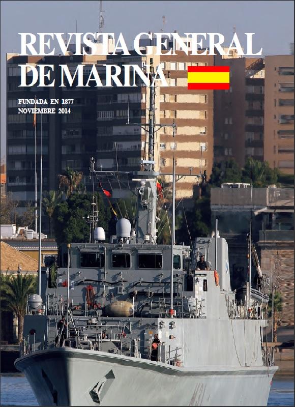 Revista General de Marina Noviembre 2014