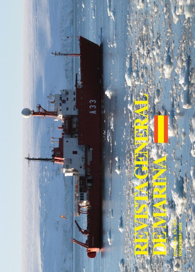Revista General de Marina Diciembre 2014