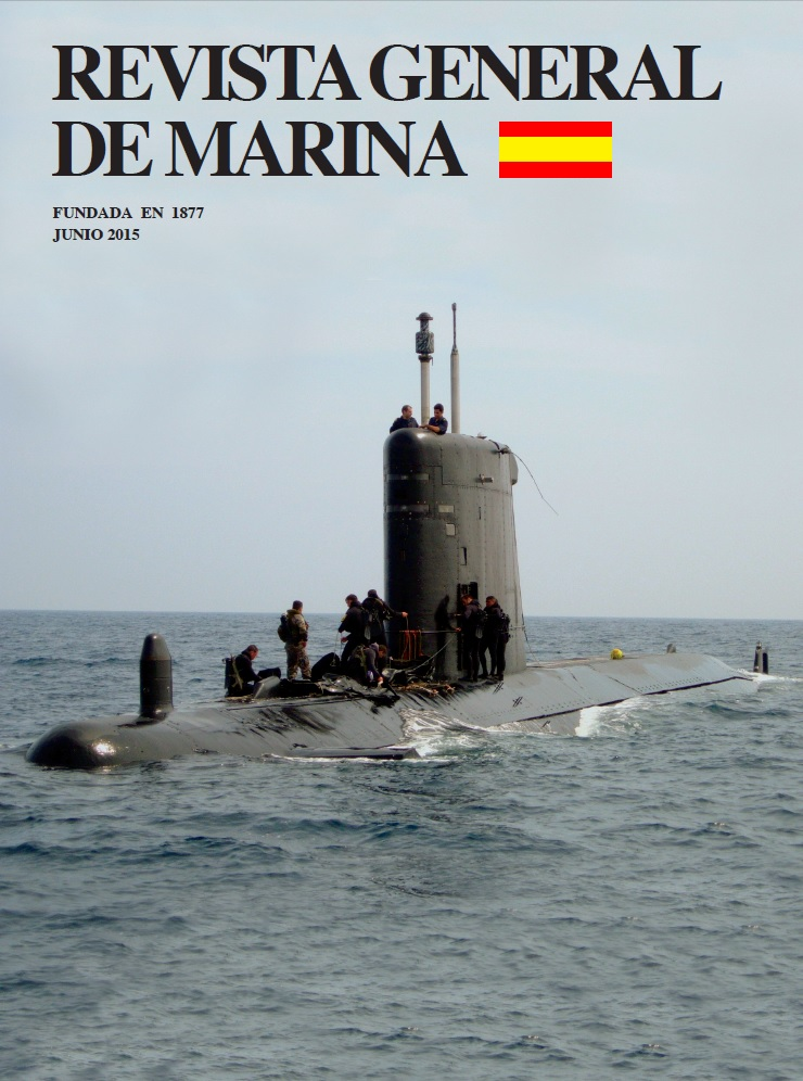 Revista General de Marina Junio 2015