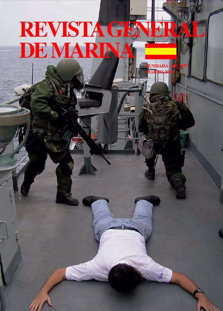 Revista General de Marina Marzo 2016