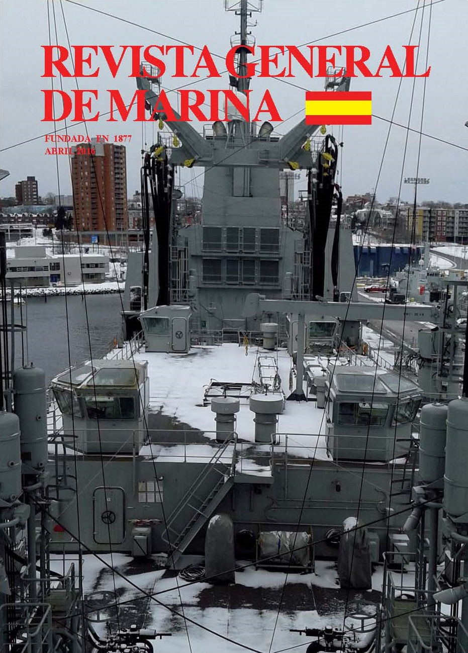 Revista General de Marina Abril 2016