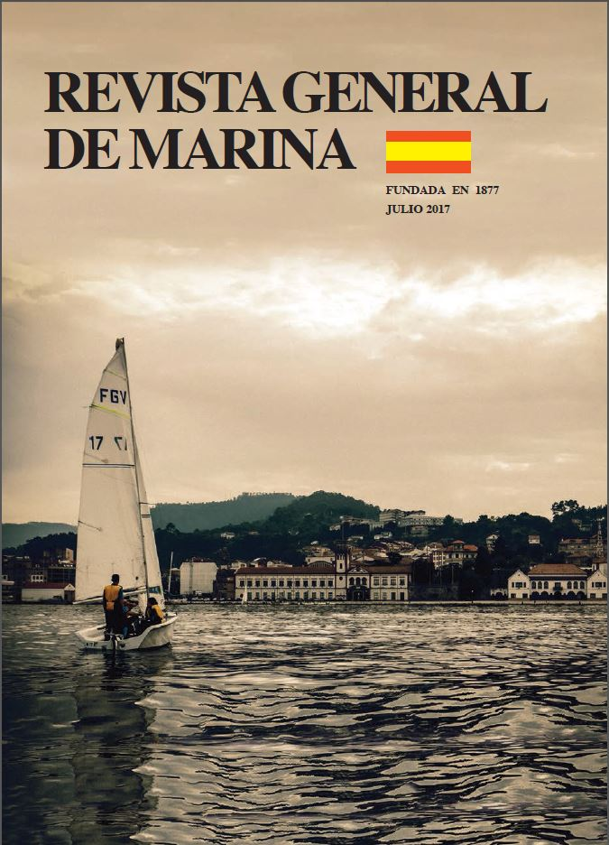 Revista General de Marina Julio 2017