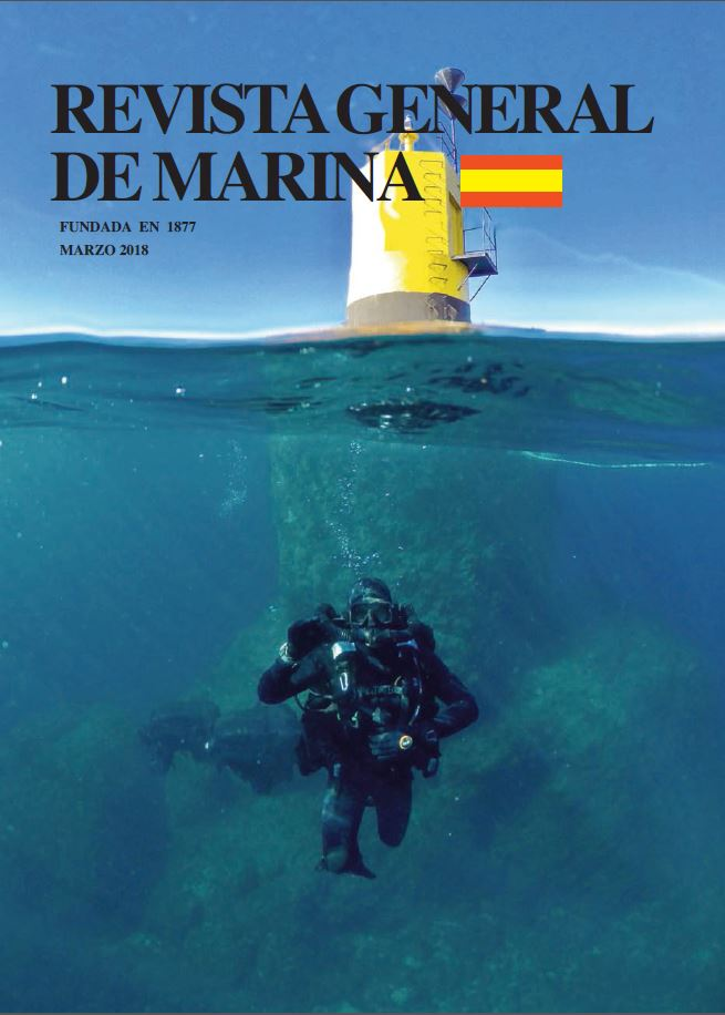 Revista General de Marina Marzo 2018