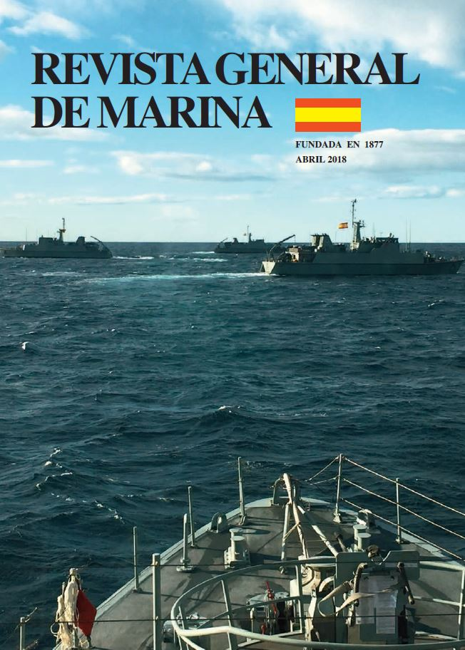 Revista General de Marina Abril 2018