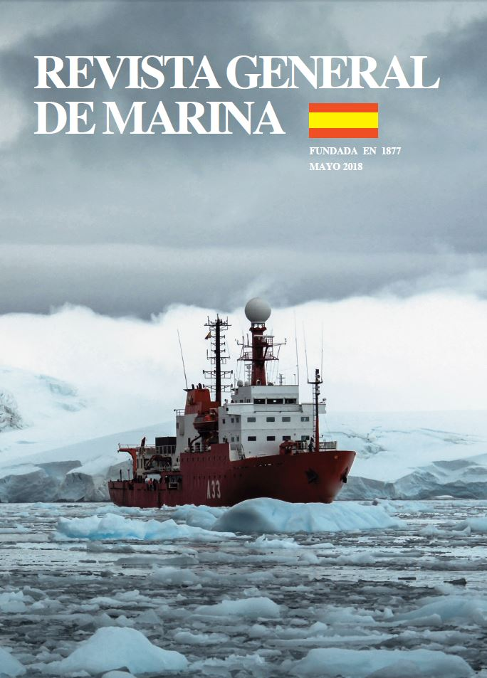 Revista General de Marina Mayo 2018