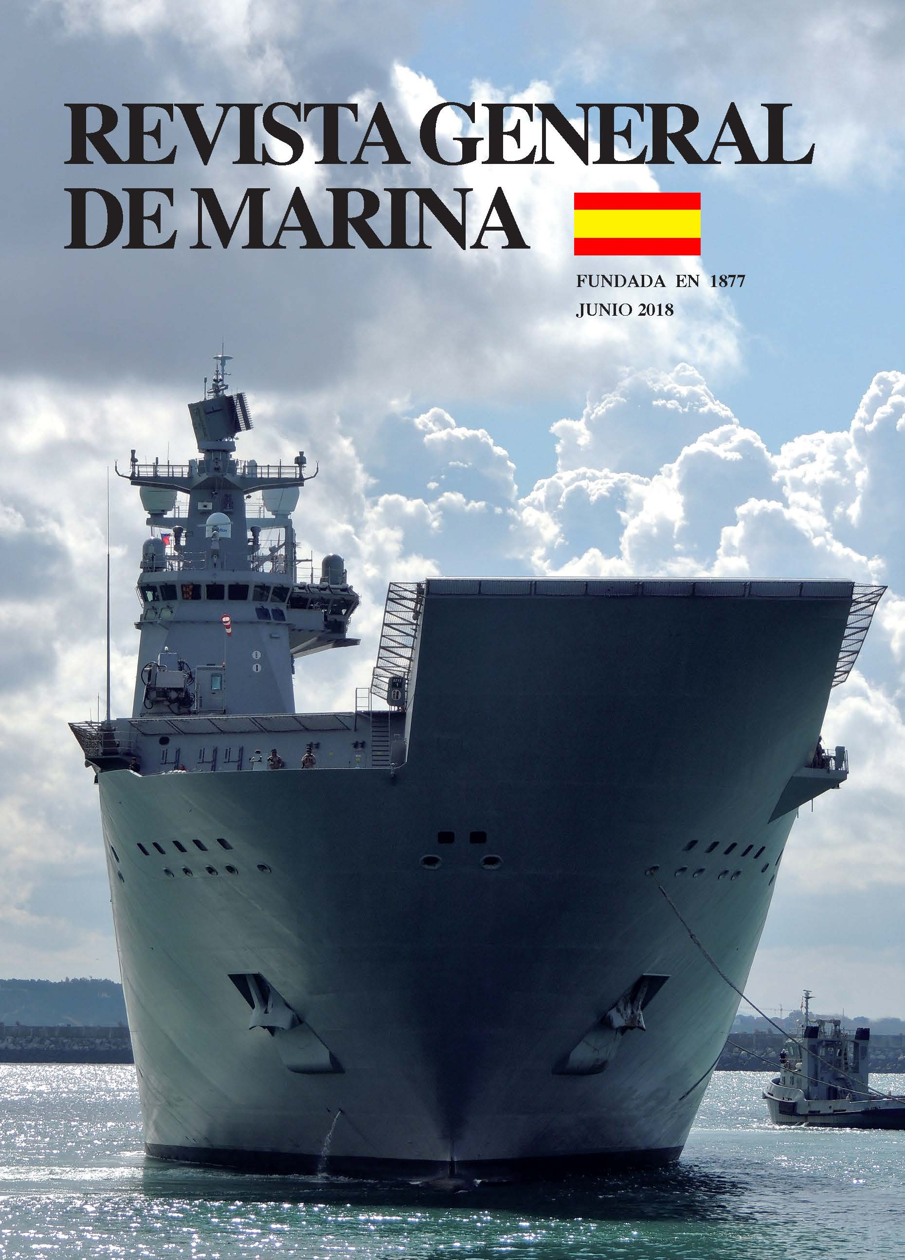 Revista General De Marina Junio 2018
