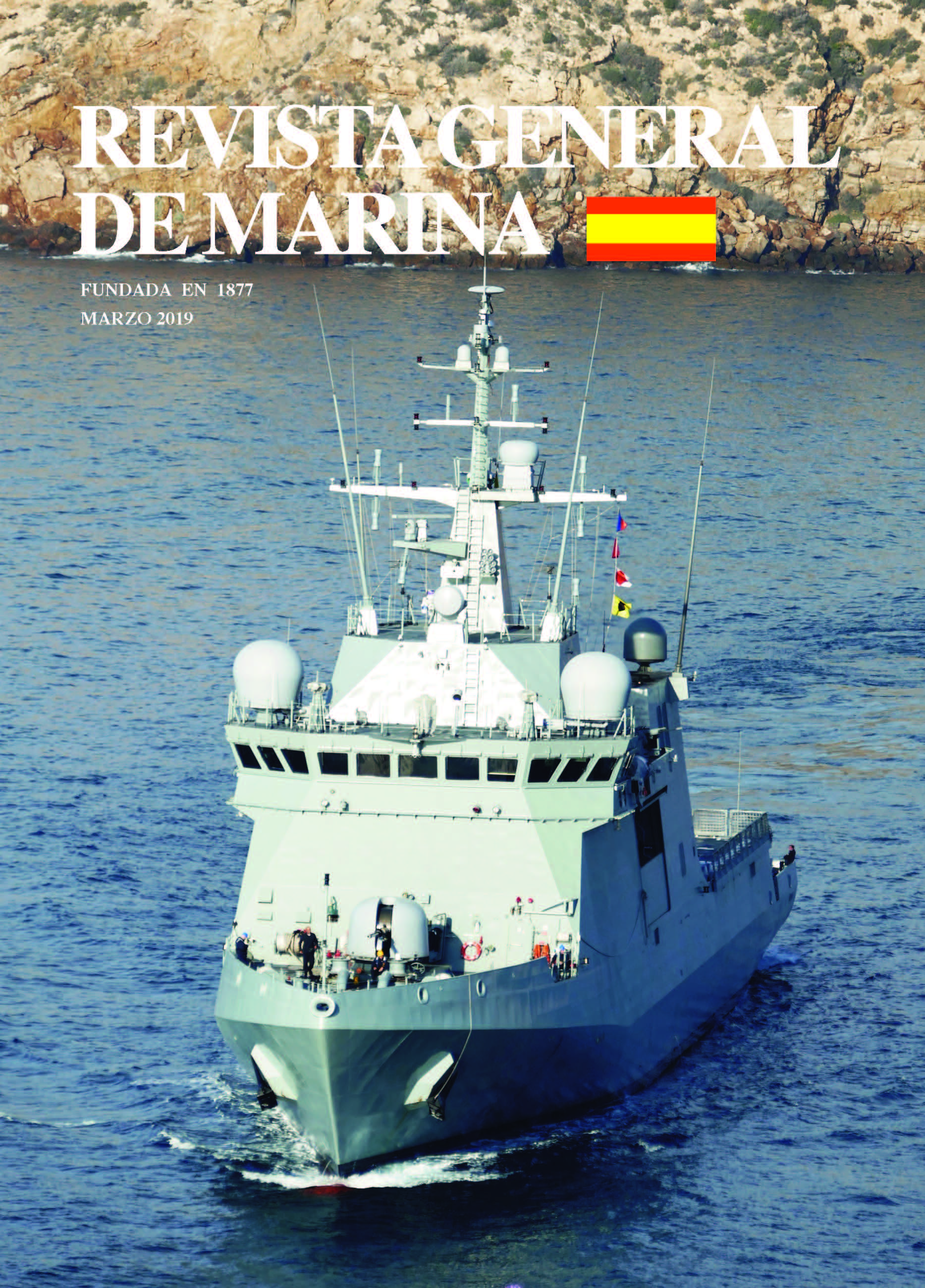 Revista General de Marina Marzo 2019