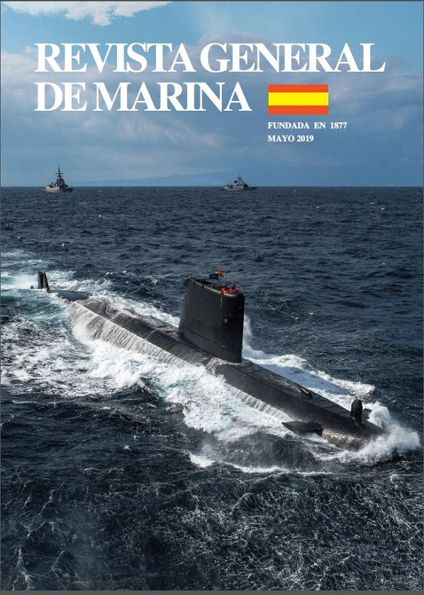 Revista General de Marina Mayo 2019