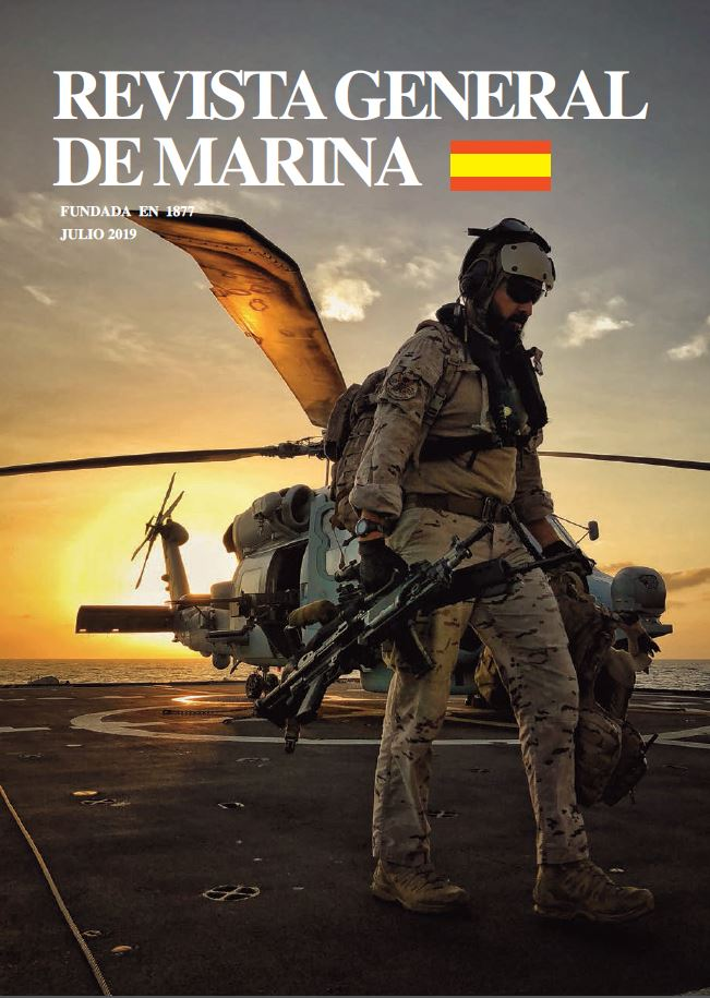 Revista General de Marina Julio 2019