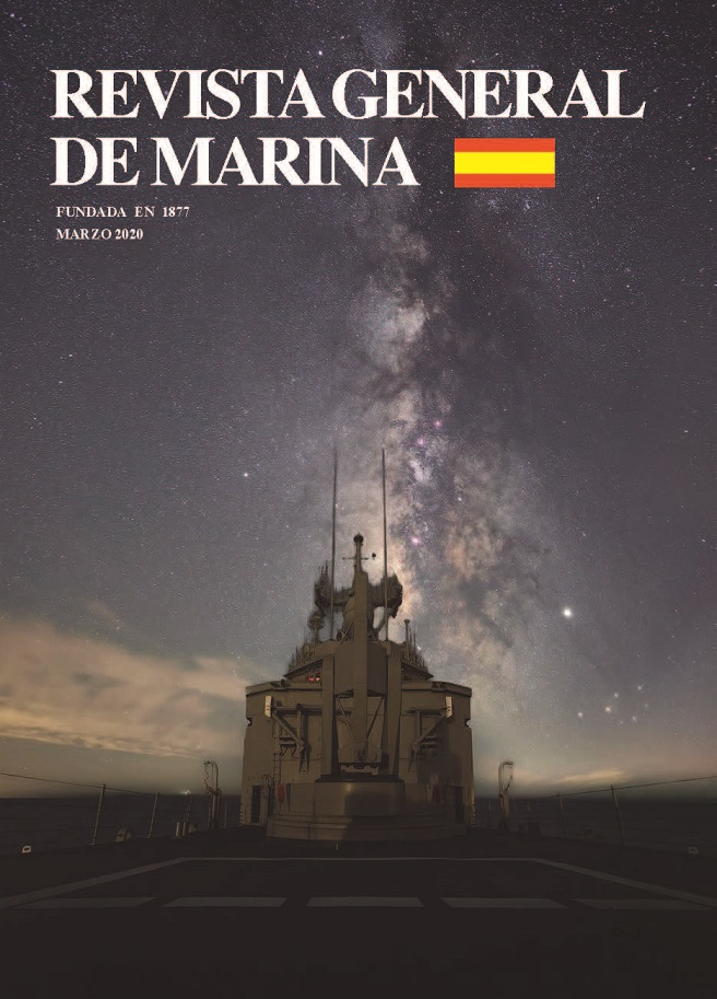 Revista General de Marina Marzo 2020