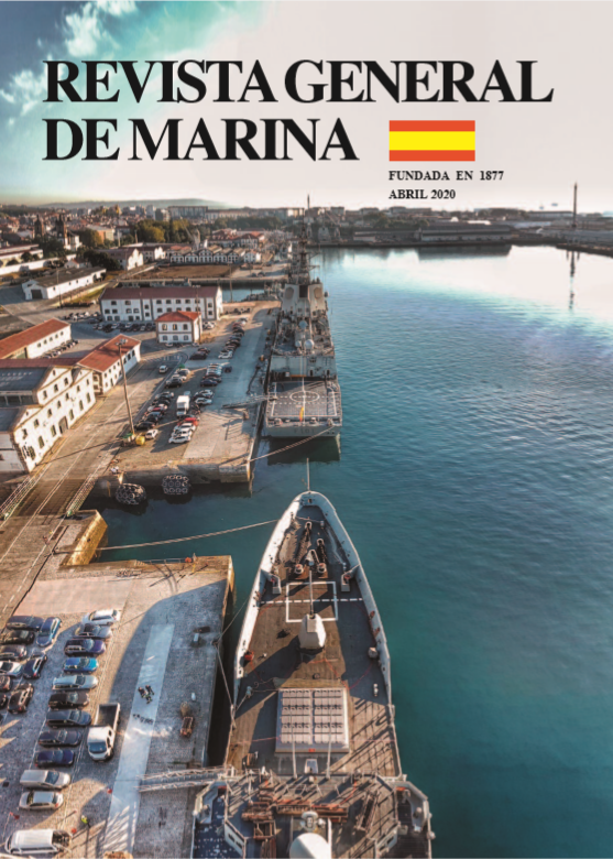 Revista General de Marina Abril 2020