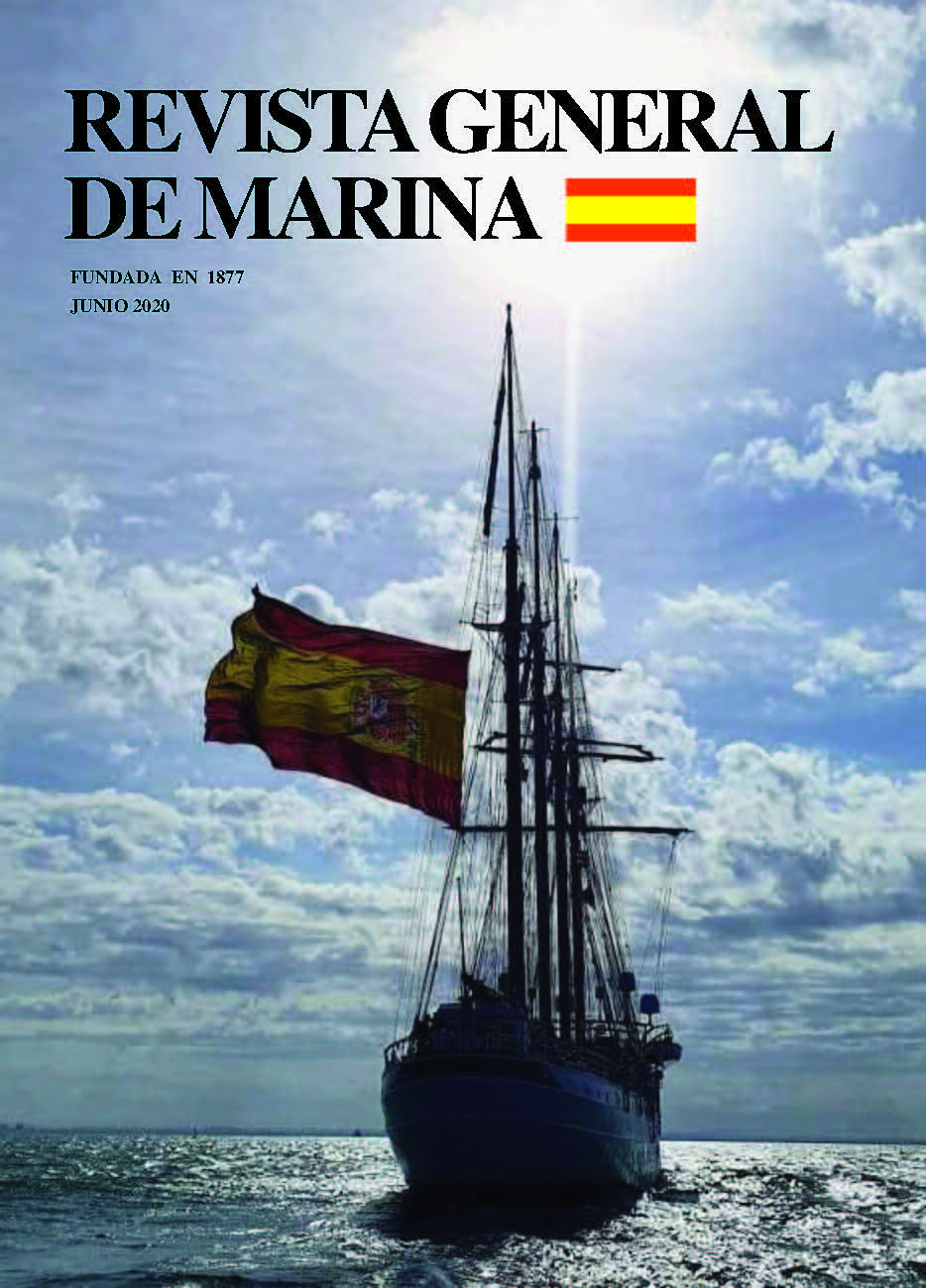 Revista General de Marina Junio 2020
