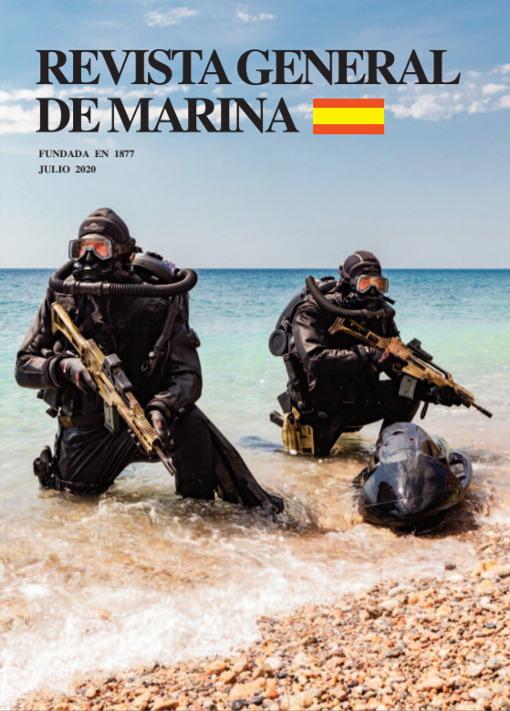 Revista General de Marina Julio 2020