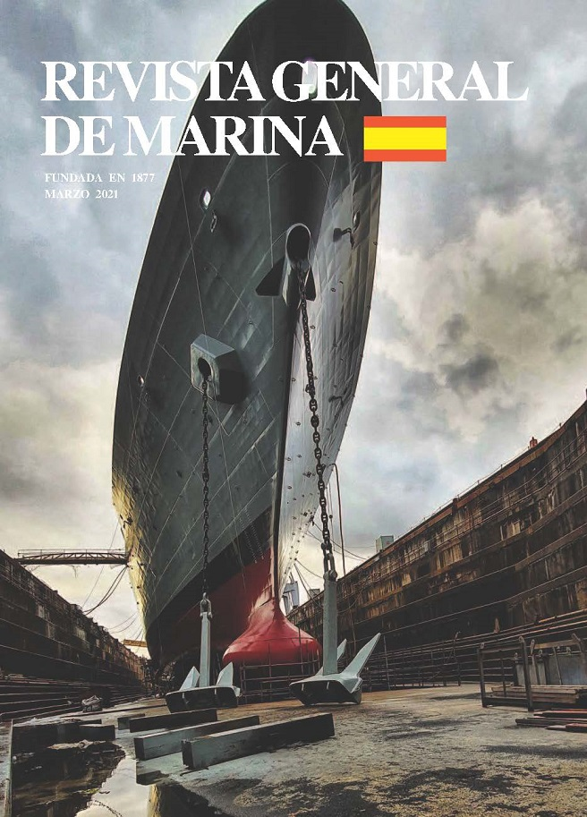 Revista General de Marina Marzo 2021