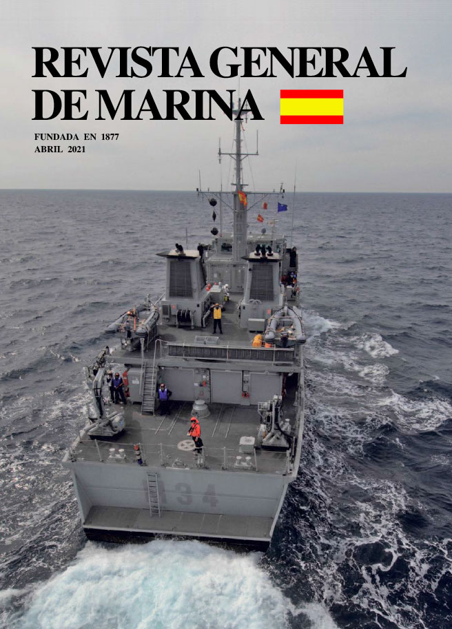 Revista General de Marina Abril 2021