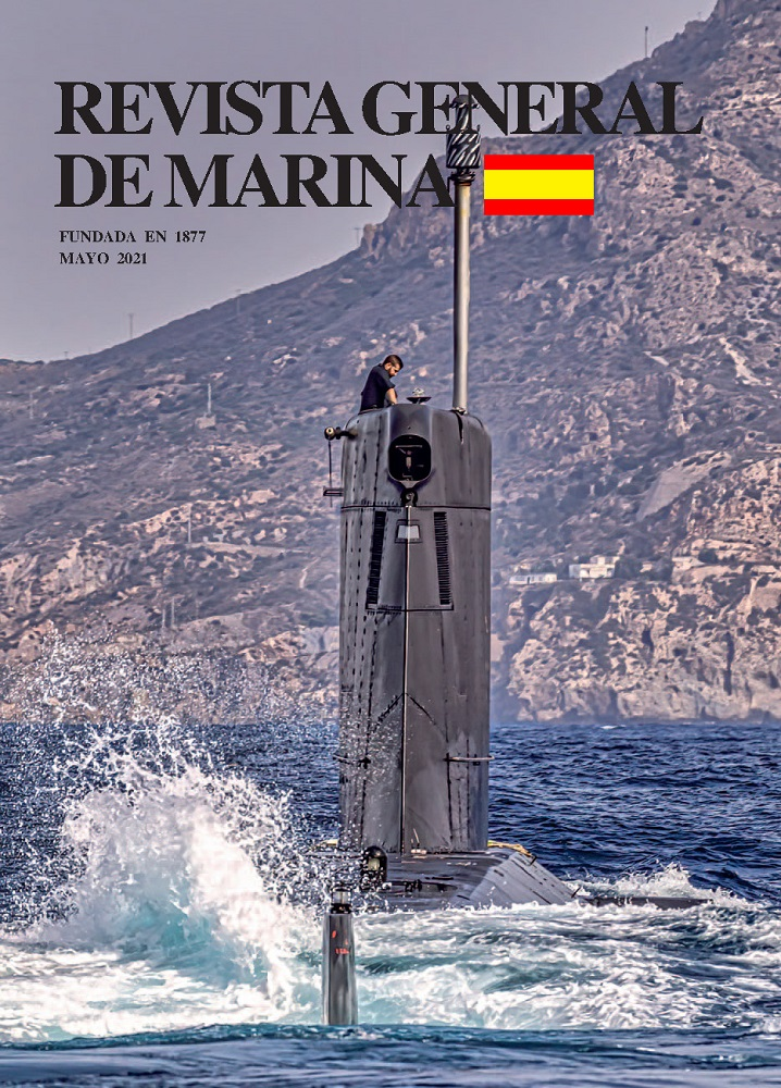 Revista General de Marina Mayo 2021