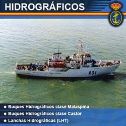 Buques hidrográficos