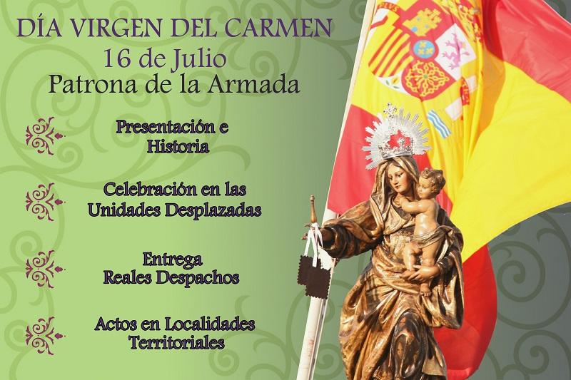 Día Virgen del Carmen 2014