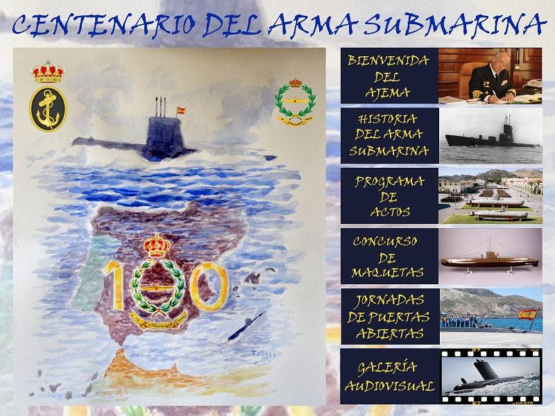 Centenario del Arma Submarina