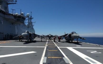 Vehículo Aviacion Naval