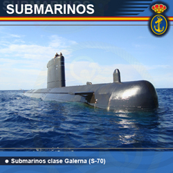 Galería de Submarinos