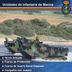 Galería de unidades de Infantería de Marina