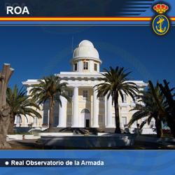 Galería del Real Observatorio de la Armada