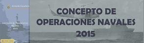 Concepto de Operaciones Navales 2015