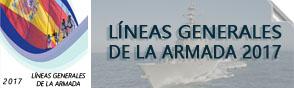 Líneas Generales de la Armada 2017