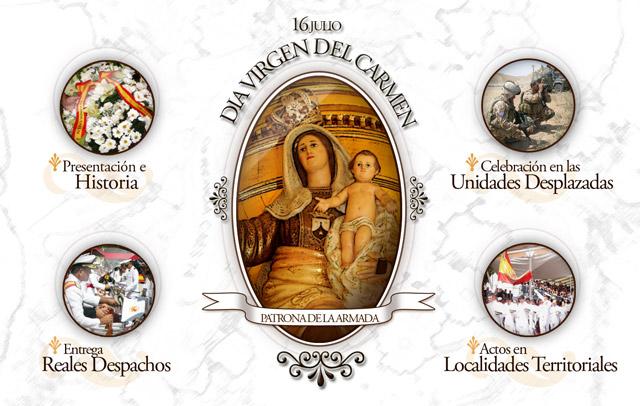 Día Virgen del Carmen 2012 - Valladolid 2 de Junio 2012 - Un Día Muy Especial - En el día de las fuerzas armadas estamos más cerca