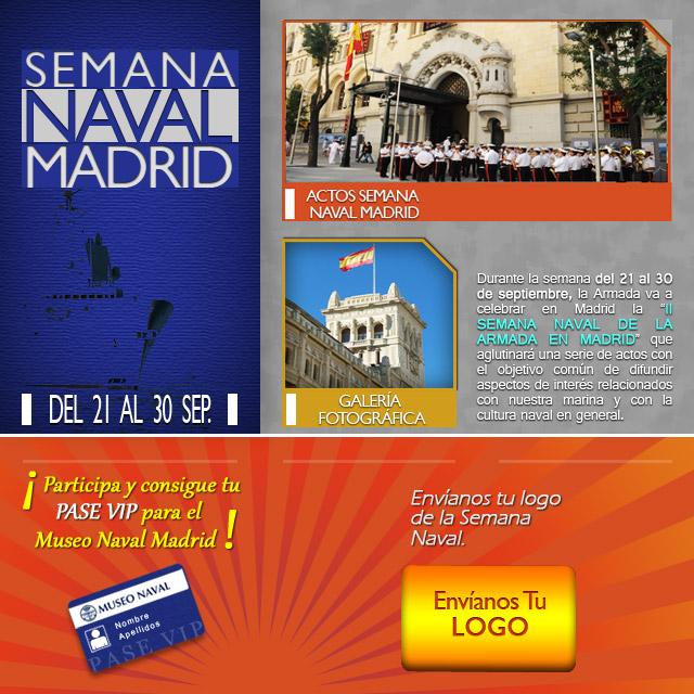 Día II Semana Naval Madrid 2012