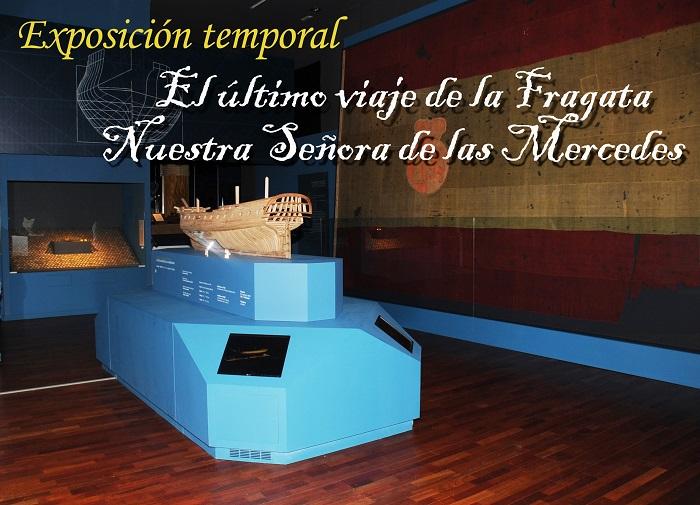 El último viaje de la Fragata Nuestra Señora de las Mercedes