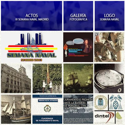 Día Semana Naval Madrid 2012